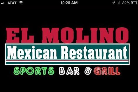 Thanks, EL MOLINO!!!