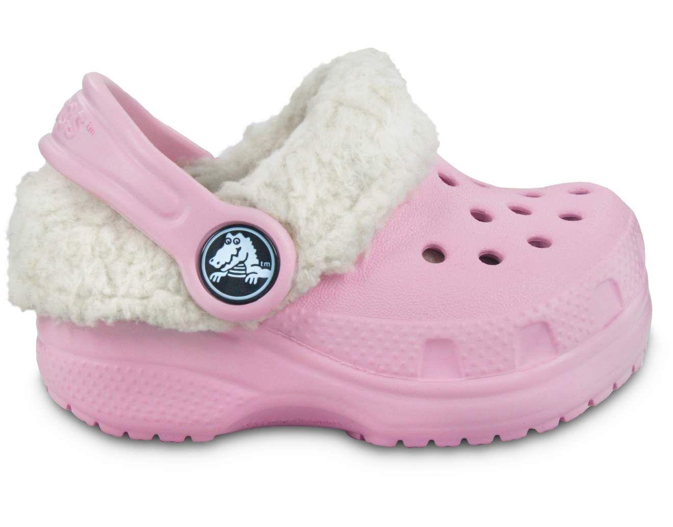 Kids' Crocs Littles™ Mammoth | Comfortable Kids' Winter Clogs | Crocs™ Official Site