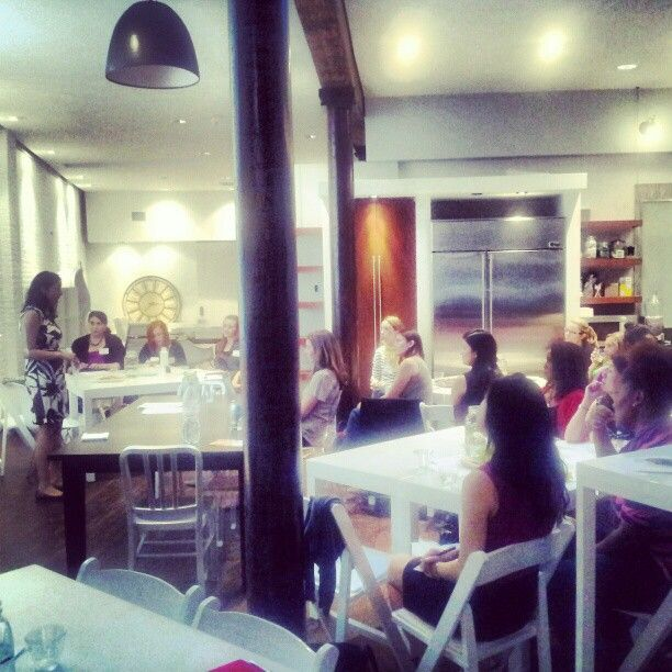 Go Lead: Personal Branding through Storytelling at Levo League. The brilliant Erica Dhawan facilitating the group!