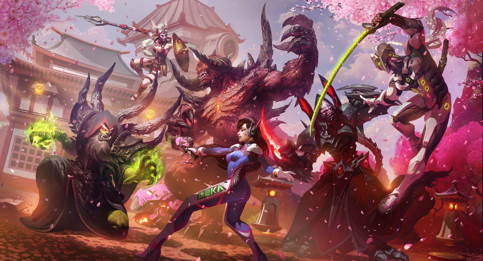 Blizzard Drops Support For 32 Bit And Dx9 With Heroes Of The Storm
