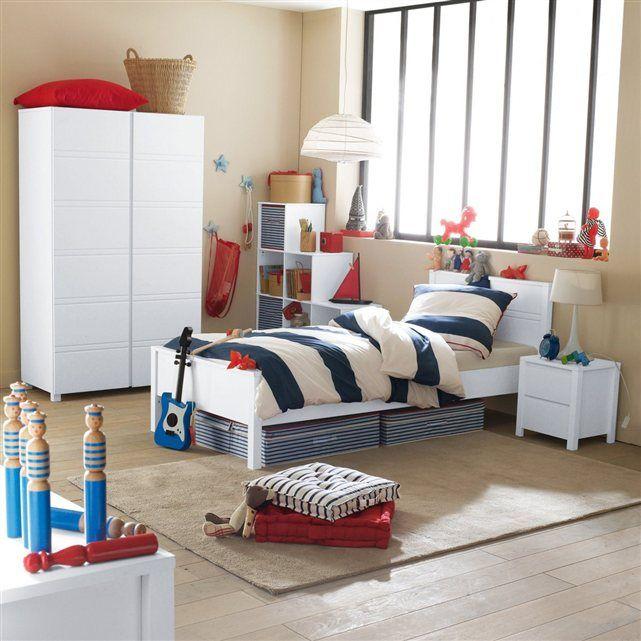 lit enfant leeds un style simple et pur le lit. Black Bedroom Furniture Sets. Home Design Ideas