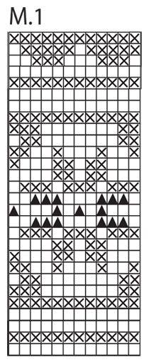 """DROPS 116-35 - Strikkede DROPS leggvarmere med flerfarget norsk mønster i """"Alaska"""". - Free pattern by DROPS Design"""