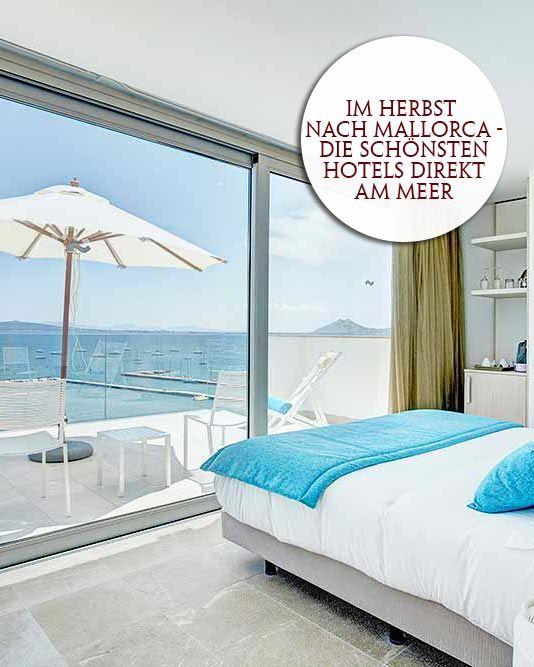 Im Herbst nach Mallorca Die schönsten Hotels & die besten