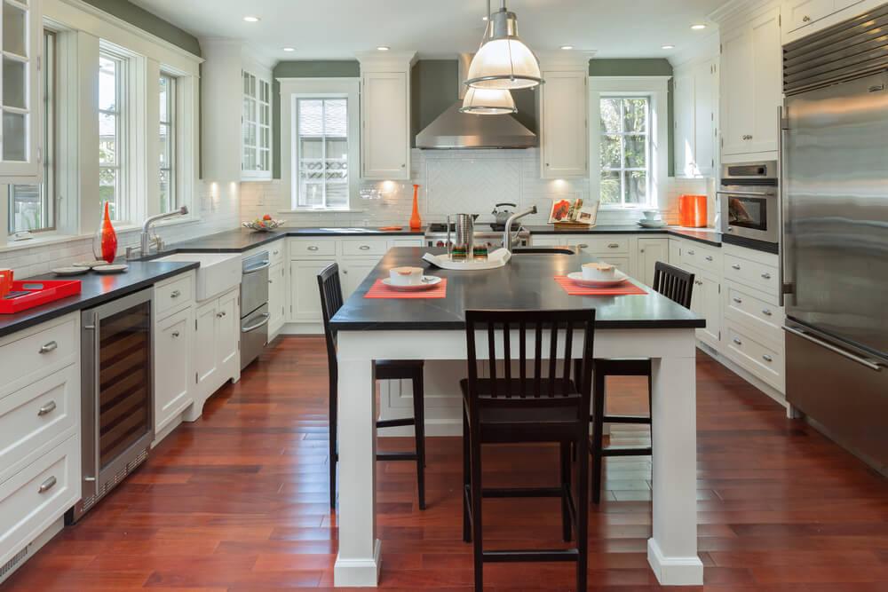 Best 22 Top U Shaped Kitchen Designs L Shape Kitchen Layout 400 x 300