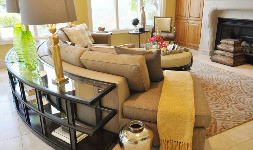 Sensational Mixing A Sofa With Tables And Chairs When And How To Do It Customarchery Wood Chair Design Ideas Customarcherynet