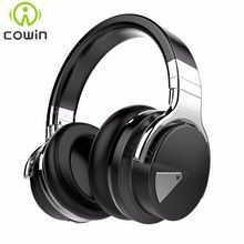 83503b12ff1 Cowin E-7 ANC Stereo Wireless Bluetooth Headphones with Microphone Active  Noise Cancelling Bluetooth Headset/Headphone for phone(China (Mainland))