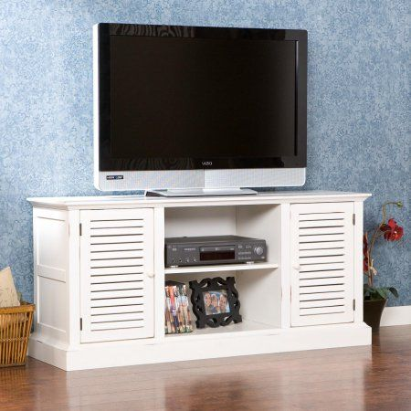 Bartlesville White Media Stand For Tvs Up To 50 Inch Tvs 50th