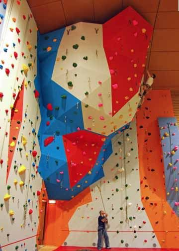 Rock Amp Wall Indoor Climbing Wall Bouldering Wall Indoor Climbing