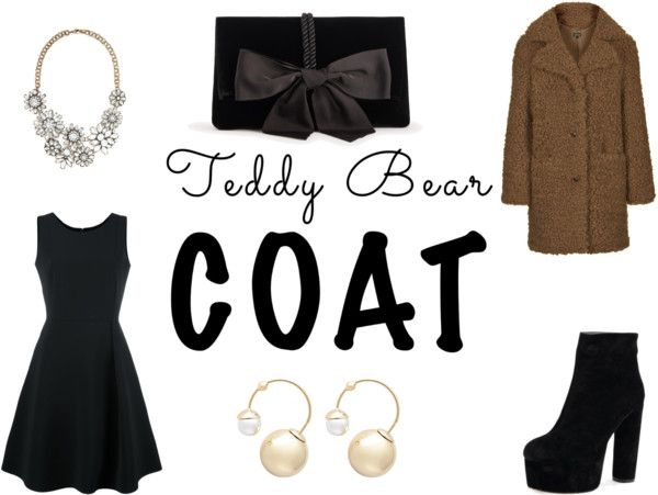 Add Norwegian Lifestyle: Friday Finds Teddy Bear Coat Outfit