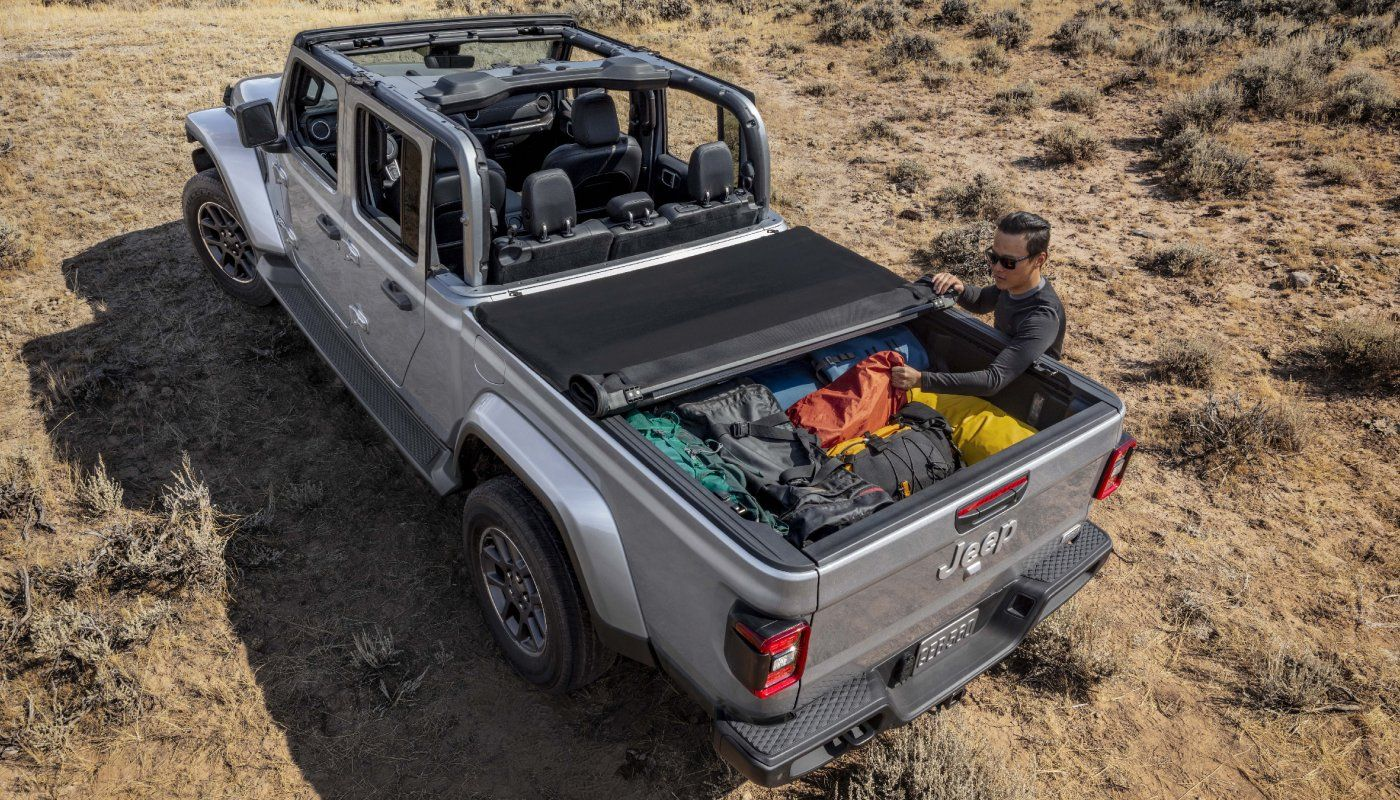Could The 2020 Jeep Gladiator Be The Best Pickup Ever Jeep