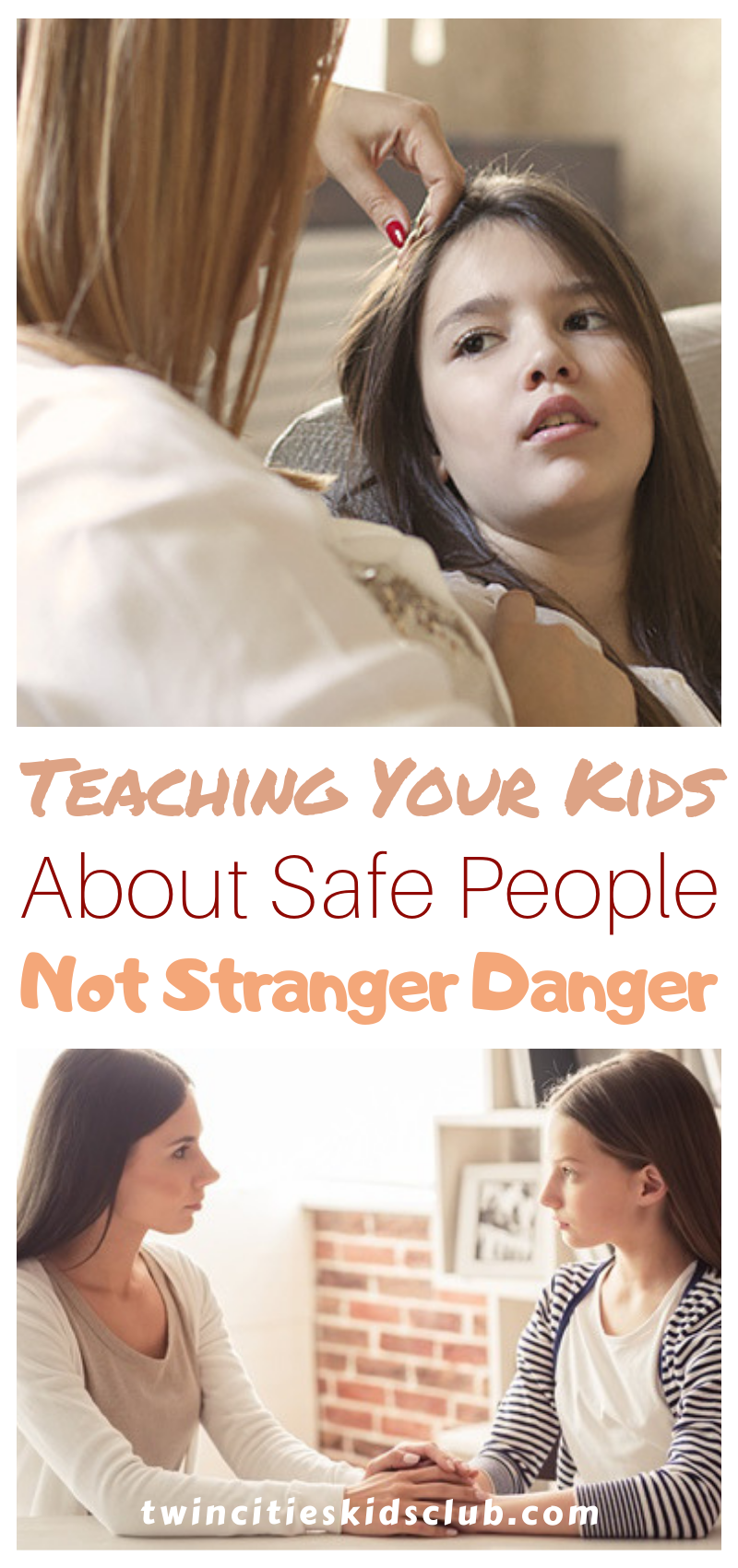 Why We Recommend Teaching Your Kids About Safe People, Not Stranger Danger