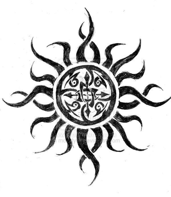 Meaning Of Sully Erna Sun Tattoo