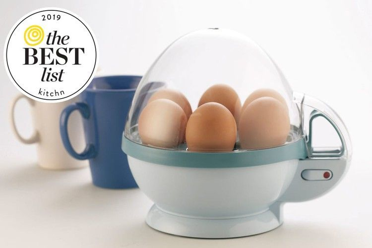 The Best Egg Cooker to Make Perfect Hard-Boiled Eggs — Kitchn #hardboiledeggs The Best Egg Cooker to Make Perfect Hard-Boiled Eggs #hardboiledeggs