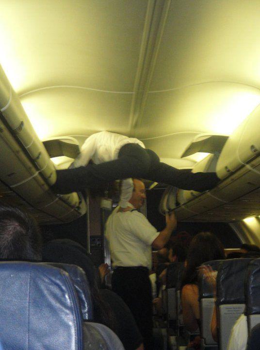 Flexible Flight Attendant