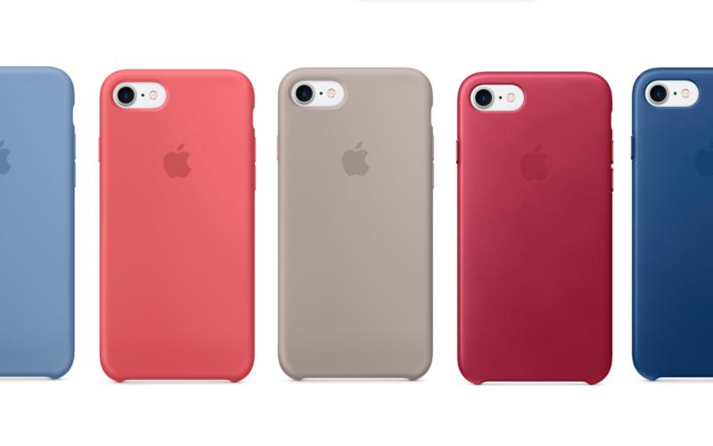 6 99 New Apple Original Apple Silicone Case For Iphone 7 8 Blue White Black Red Iphone Black Iphone Cases Silicon Case