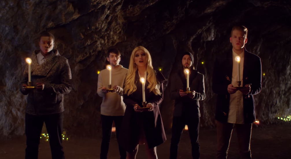 Watch Pentatonix's breathtaking a cappella rendition of 'Mary Did ...