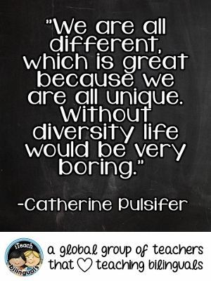 Quotes On Diversity Classy Pinwally E On Inspirate Quotes  Pinterest