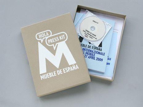 Press kit for mueble de espa a by folch studio - Muebles kit espana ...