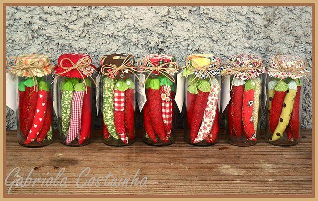 ♥♥ Conservas de pimentas ♥♥ | Flickr – Compartilhamento de fotos!