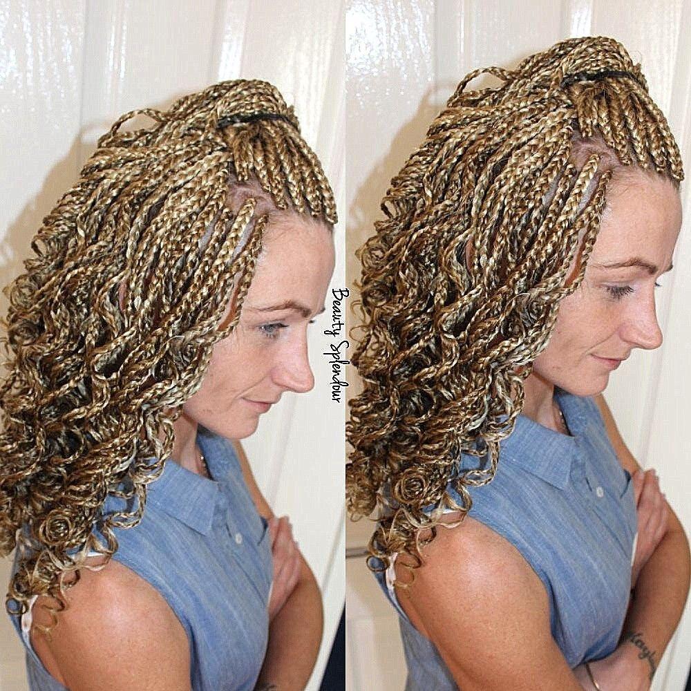 curly box braids | braids | pinterest | box braids, cornrows and