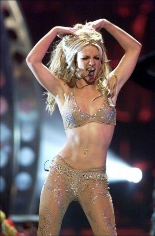 Britney Spears VMA 2000 | Fitness | Britney spears, Britney