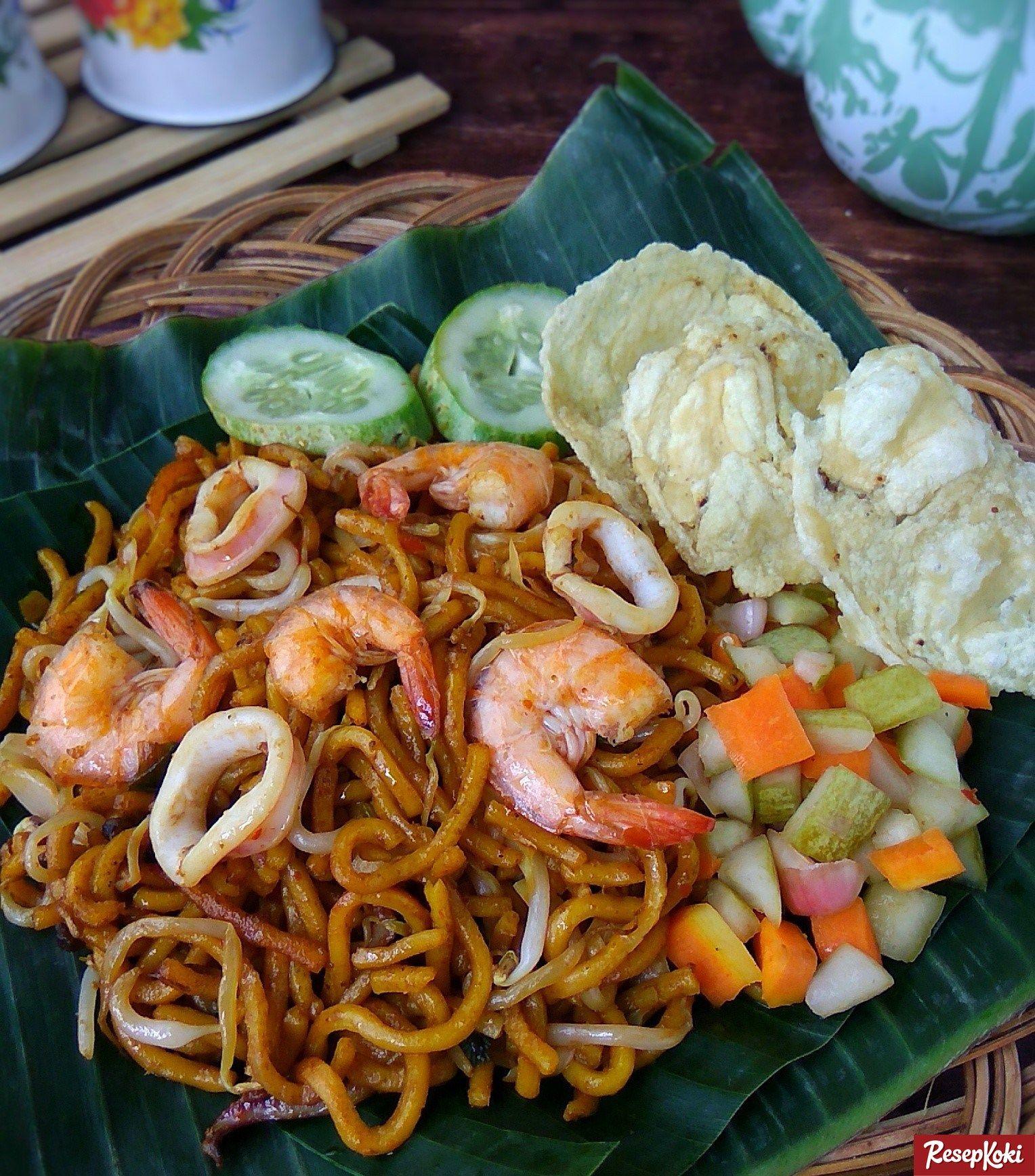 Mie Goreng Aceh Seafood Sedap Praktis Resep Resepkoki Resep Resep Masakan Masakan Resep