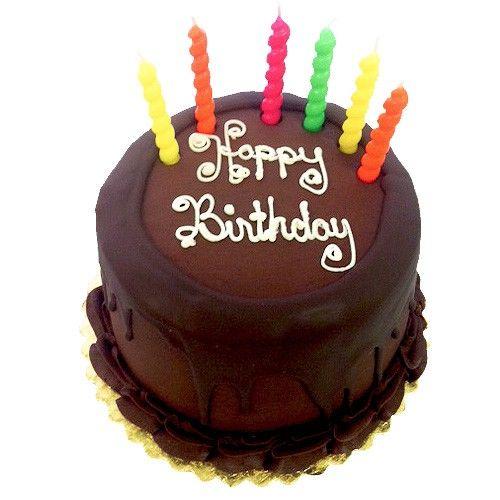 Quot Happy Birthday Quot 6 Quot Prize Winning Chocolate Layer Cake