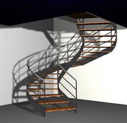 diseos de escaleras caracol buscar con google