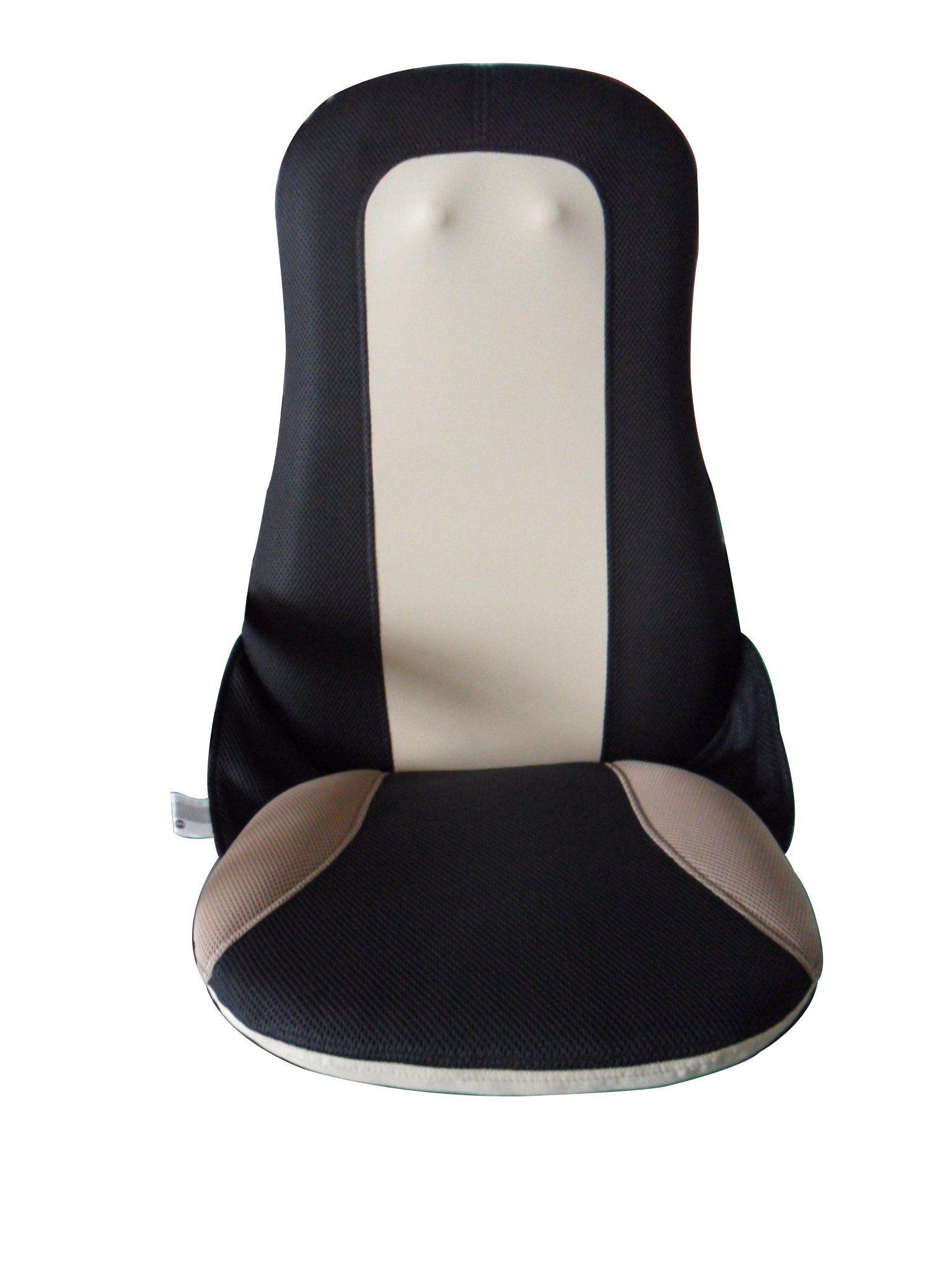 New Shiatsu 3D QuadRoller Massage Cushion with Heat