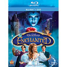 Enchanted - Blu-ray + DVD Combo Pack
