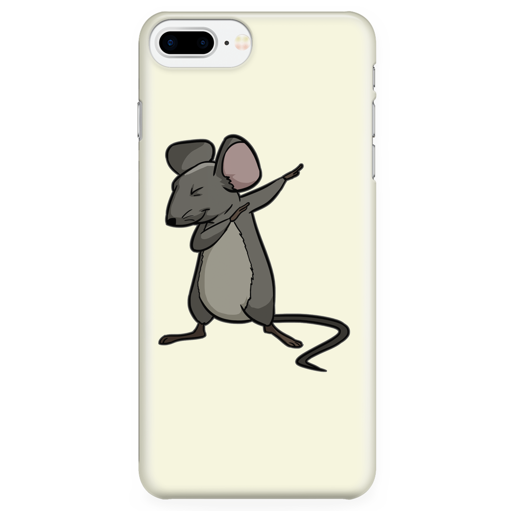 Dabbing Mouse Rat Phone Case for iPhone, Gifts for Rodent Lovers ...