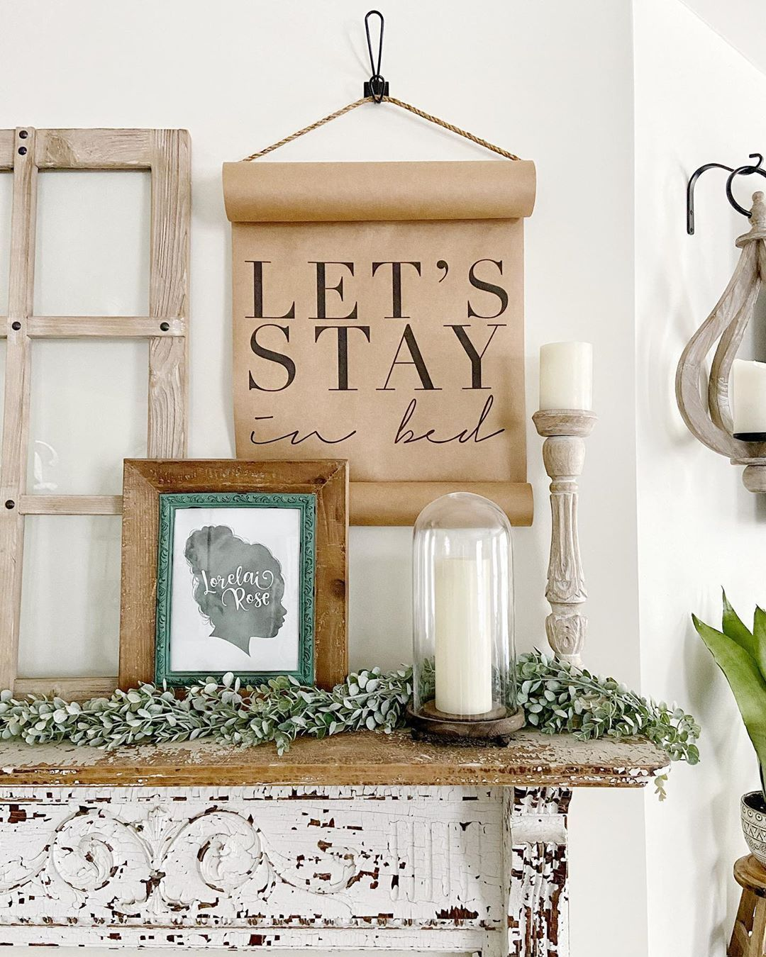 Photo by Melissa Parmenter in New Jersey with @etsy, @michaelsstores, @ebay, @hobbylobby, @behrpaint, @christmastreeshops, @amazon, @cottonwoodshanty, @lemonadedesignstudio, and @amazonhome. Image may contain: table and indoor