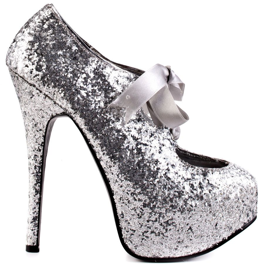1000  images about Prom Shoes on Pinterest | Platform, Silver ...