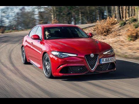 Alfa Romeo Giulia Quadrifoglio Review Alfa Romeo Giulia Quadrifoglio Alfa Romeo Alfa Romeo Giulia