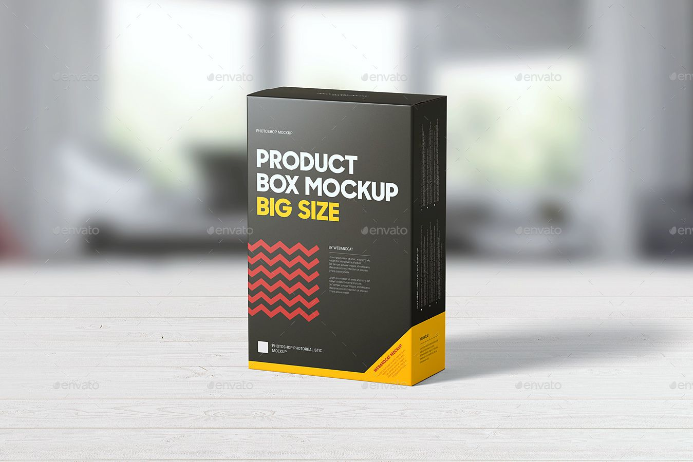 Download Product Box Mock Up Ad Box Affiliate Mock Product Present Designs Youtube Design Box Mockup Foil Stamping