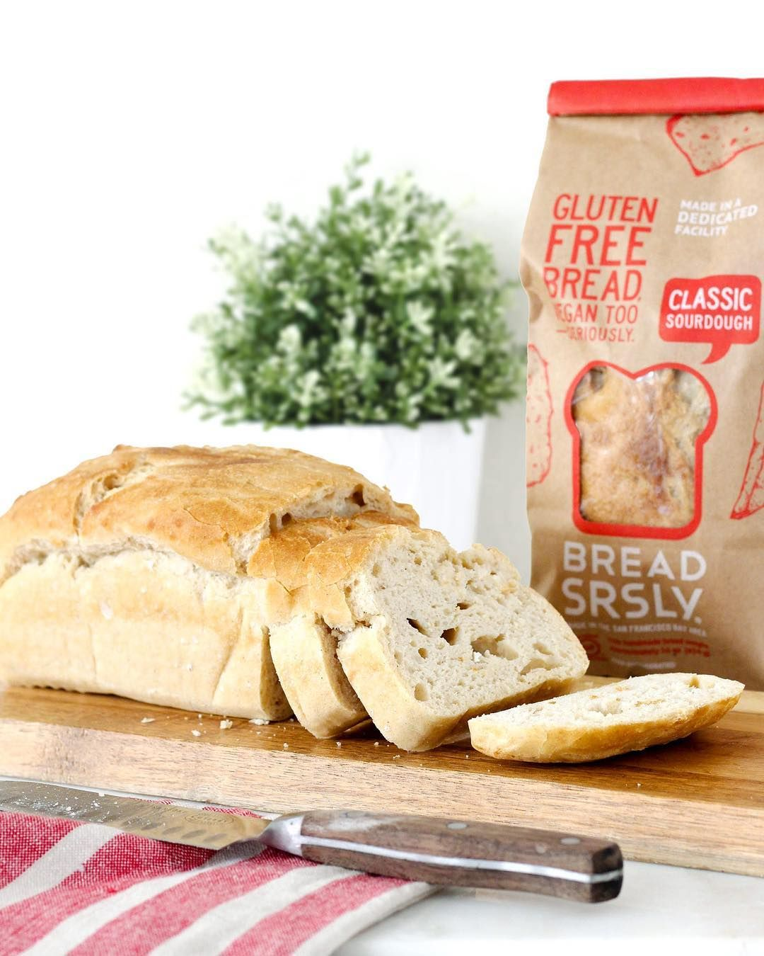 A List Of The Best Vegan And Gluten Free Bread Brands That