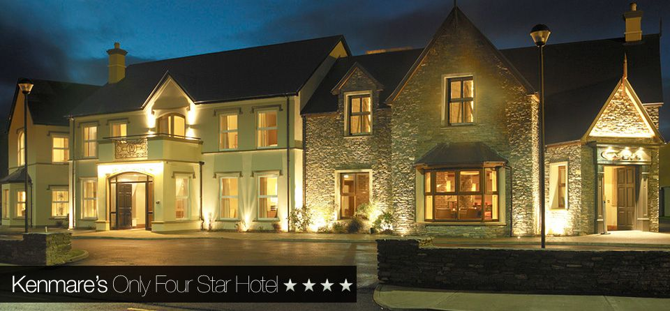 Hotels Kenmare Kerry In Hotel Luxury
