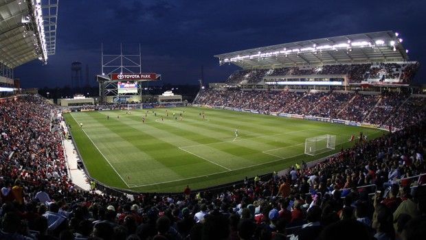 Toyota Park Chicago Fire Bridgeview Illinois Mls Cup Sporting Kansas City Soccer Stadium
