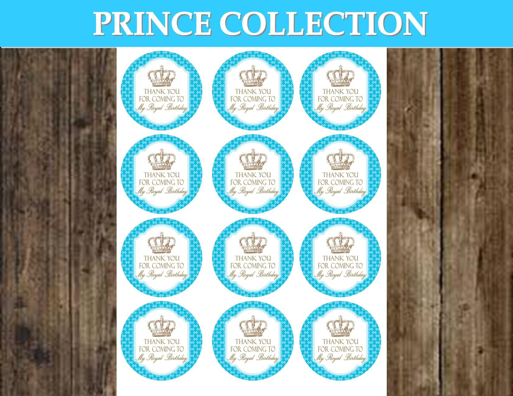 Prince Party Royal Prince Party Royal Baby Shower Products