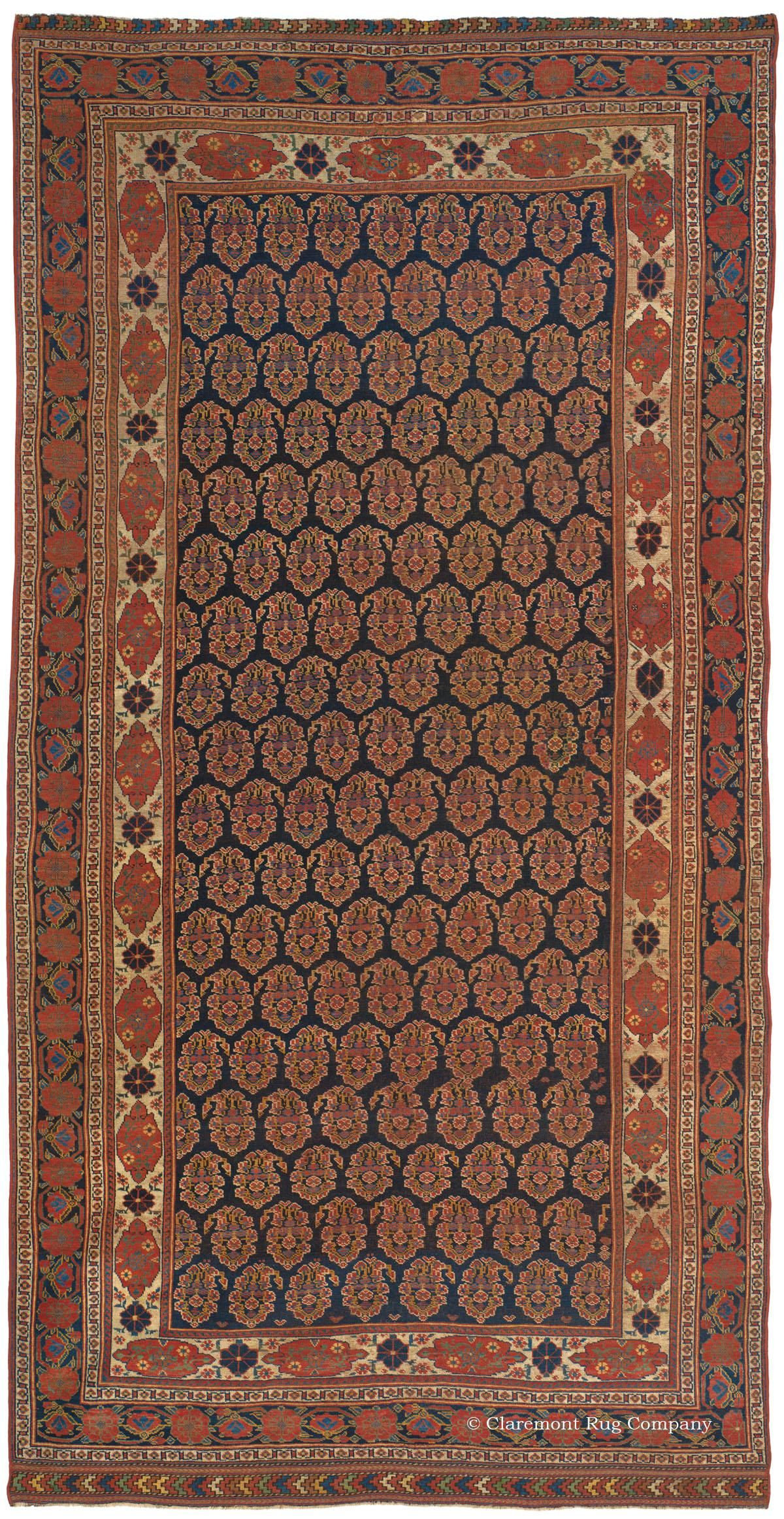 Afshar Southeast Persian 6ft 6in X 12ft 7in Circa 1875 Rugs On Carpet Persian Tribal Rugs Rugs