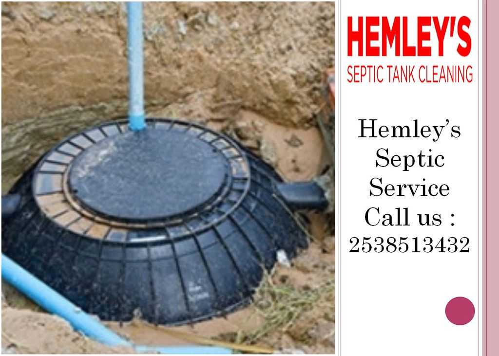 Septic Tank Inspections Services Commercial