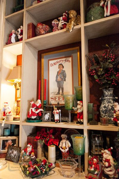 Christmas Country French Home Tour