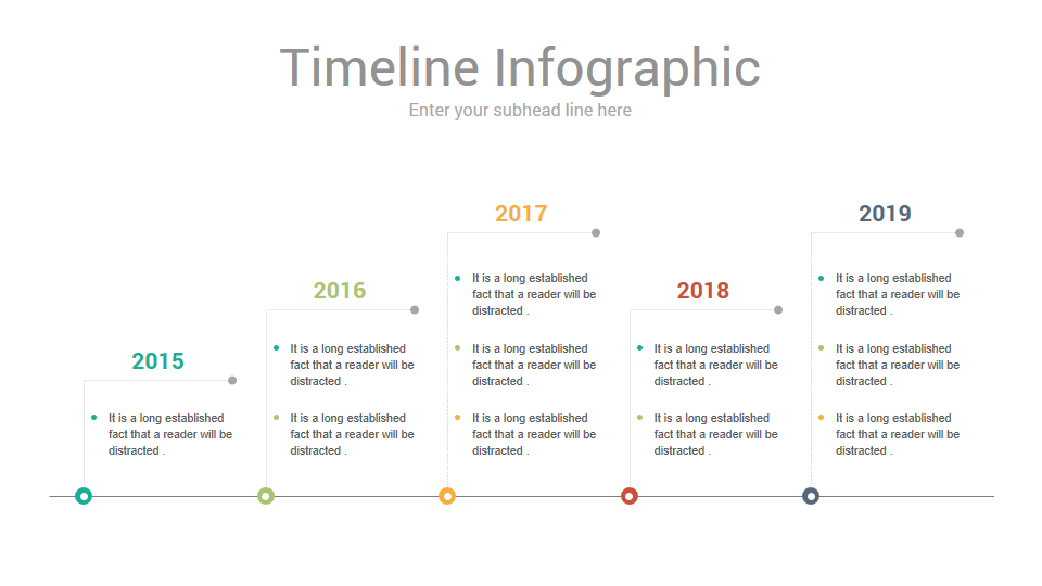 timeline infographics powerpoint template diagrams powerpo presentation slides templates infographic