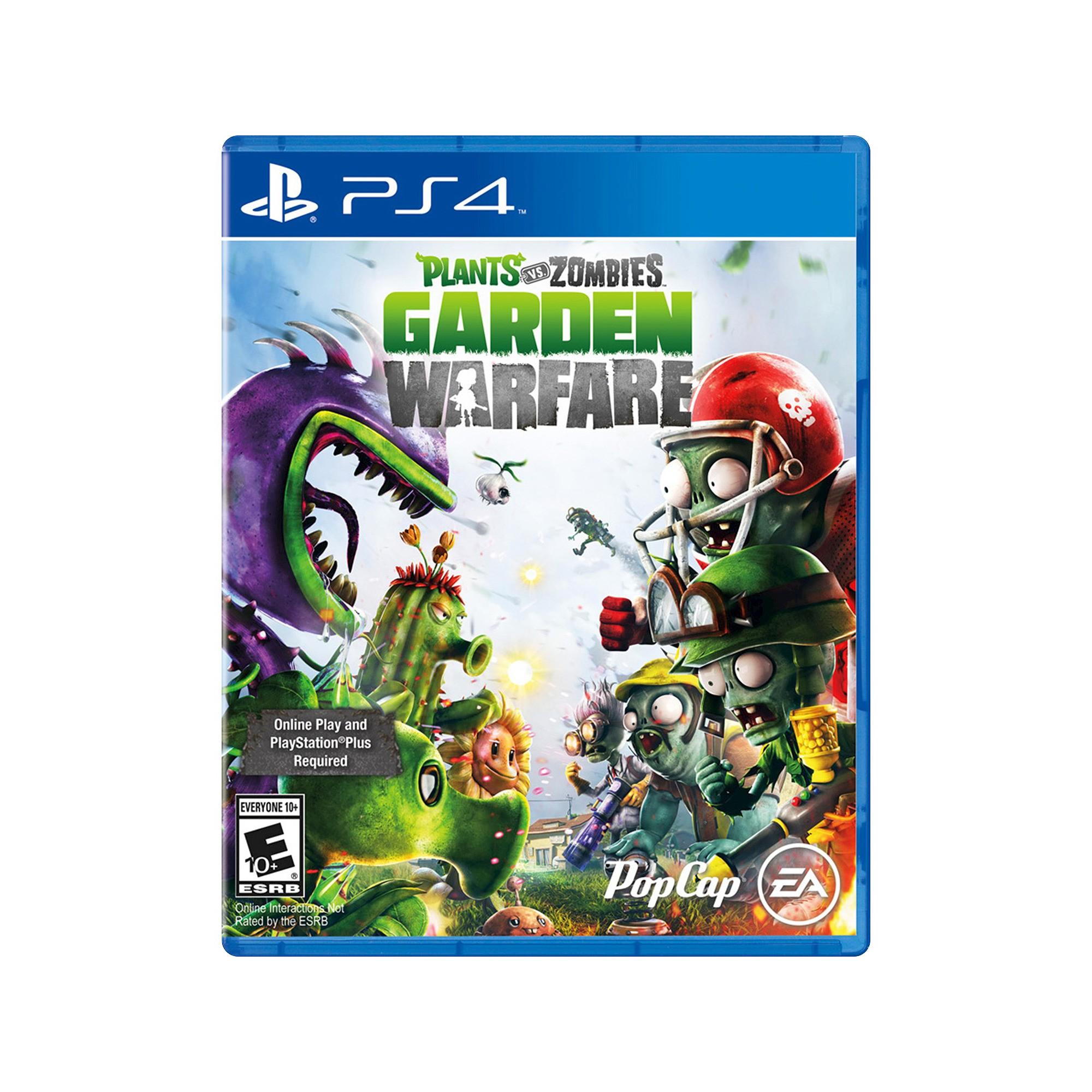 Plants vs Zombies: Garden Warfare PlayStation 4 in 2019