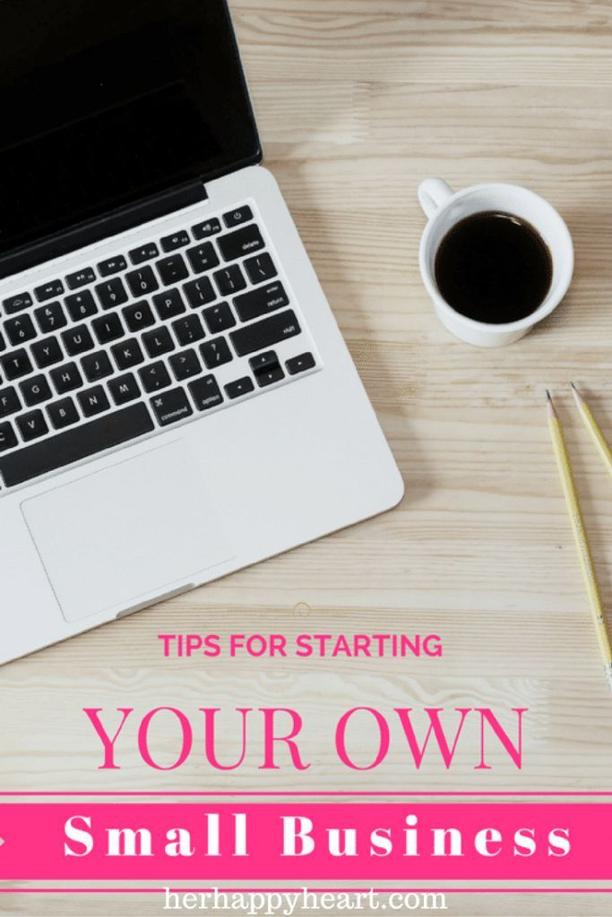 how to start a small successful business