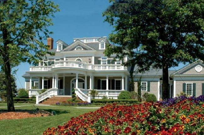 Verandas William Poole Since Poole Developed This House Plan When I Was In High School This Has Always Been My Shingle Style Homes Luxury Plan Shingle Style