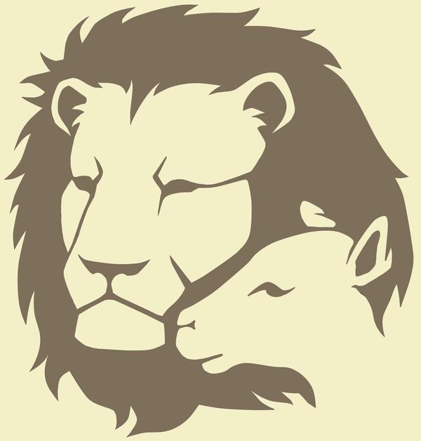 Lion and the Lamb   Crafts   Pinterest   León, León de judá y Cordero