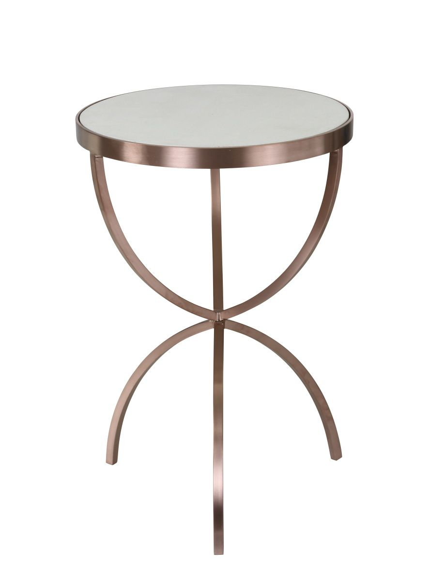 Side Table S1290 Q41 United Seats Side Table Table Rose Gold Frame [ 1200 x 919 Pixel ]