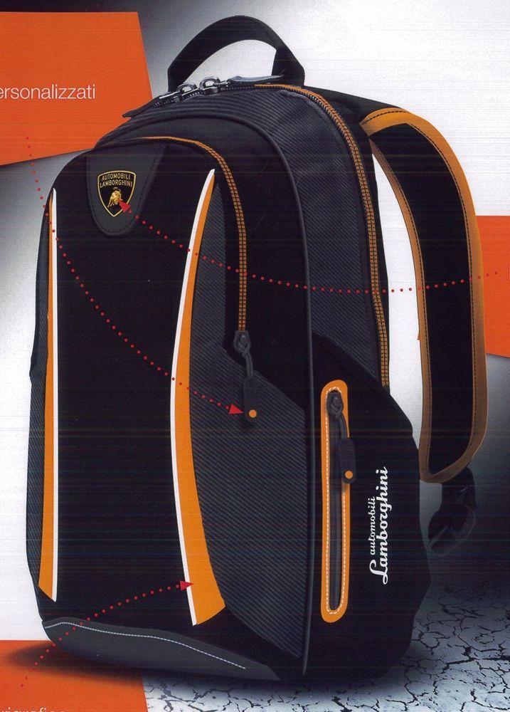 86f0a016fb Zaino Automobili lamborghini nero NUOVO | Bags | Backpack bags Bags ...
