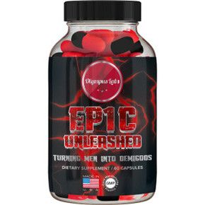 New Ep1c Unleashed in Stock Muscle builder Unleash